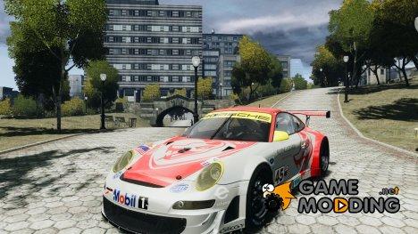 Porsche GT3 RSR 2008 для GTA 4