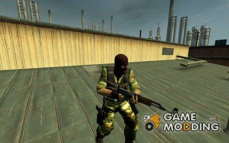 Jungle Terrorist for Counter-Strike Source