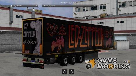 Led Zeppelin for Euro Truck Simulator 2