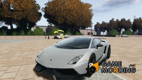 Lamborghini Gallardo LP570-4 Superleggera 2010 для GTA 4