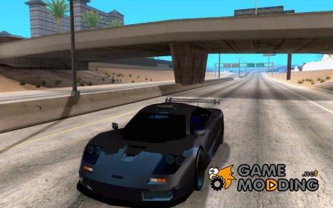 McLaren F1: LM Road Car for GTA San Andreas