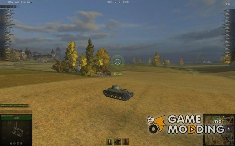 Прицелы WoT OverCross для World of Tanks