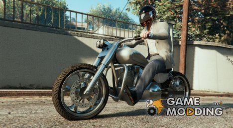 Bagger Tweaks 1.0 for GTA 5