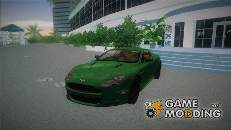 Aston Martin DBS для GTA Vice City