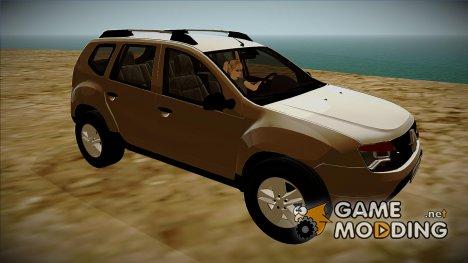 Renault Duster (2014) for GTA San Andreas