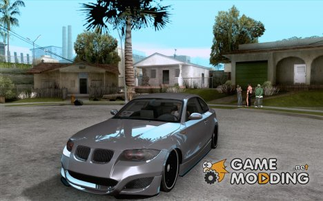 BMW 135 Tuning for GTA San Andreas