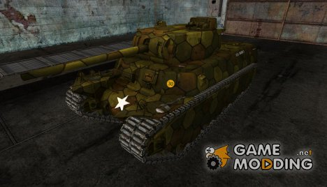 T1 hvy horacio for World of Tanks