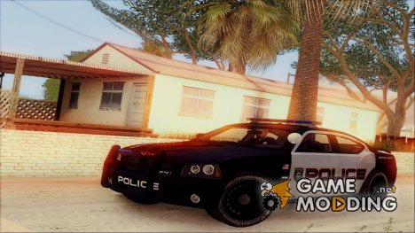 Dodge Charger SRT8 Police для GTA San Andreas