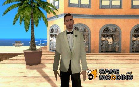 James Bond Young for GTA San Andreas