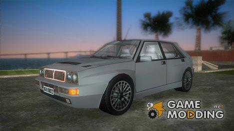 Lancia Delta для GTA Vice City