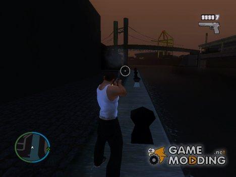 Стрельба без перезарядки для GTA San Andreas