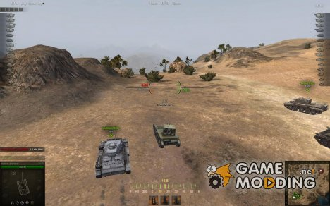 Прицелы для World of Tanks 0.8.2 for World of Tanks