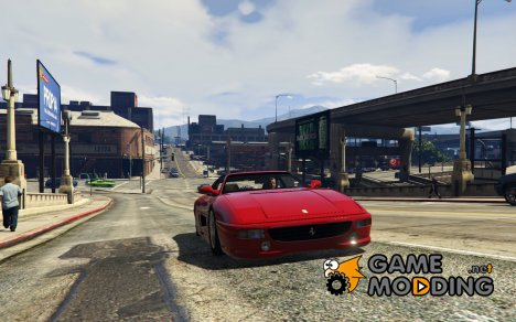 Ferrari F-355 Berlinetta for GTA 5
