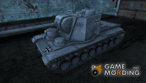 Шкурка для КВ-5 (трофейный) для World of Tanks