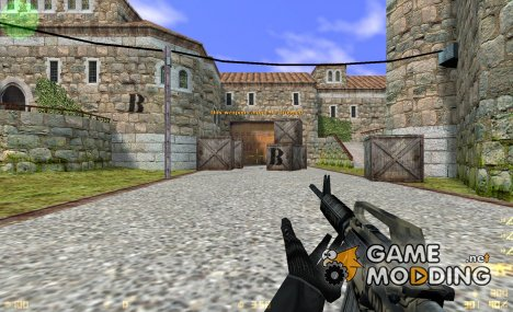 Modern Sand M4a1 for Counter-Strike 1.6