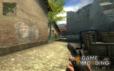 Deagle Reskin And Orgins для Counter-Strike Source