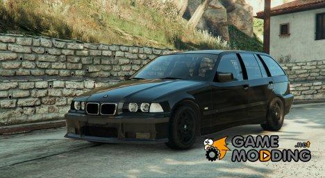 BMW M3 E36 Touring v2 для GTA 5