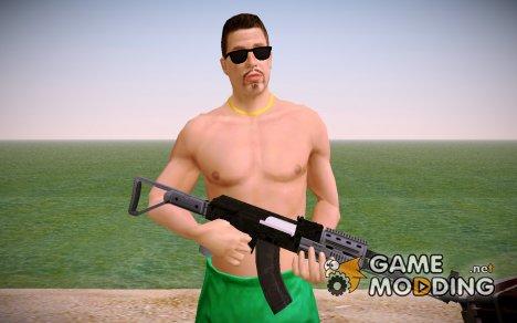 Качественный скин hmybe for GTA San Andreas