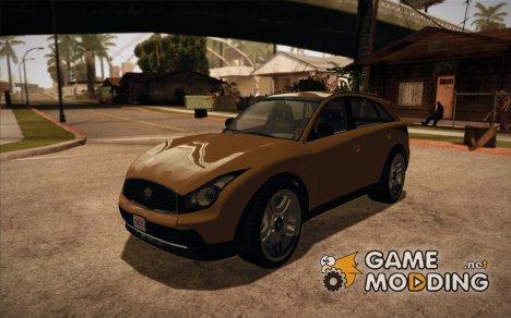 GTA V Fathom FQ2 for GTA San Andreas
