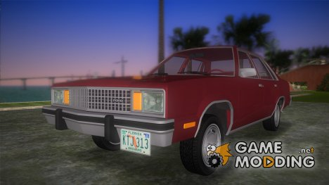 Ford Fairmont (4-door) 1978 for GTA Vice City