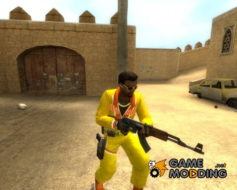 Ali G Skin for Counter-Strike Source