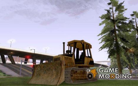 Бульдозер из COD 4 MW for GTA San Andreas