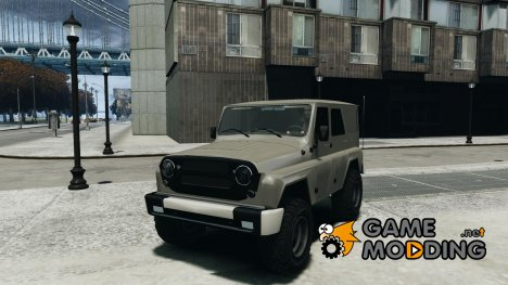 UAZ Hunter final for GTA 4