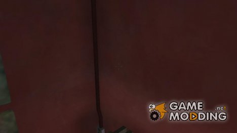 Новое перекрестие из Counter-Strike for GTA 4