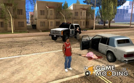 Оперативная группа для GTA San Andreas
