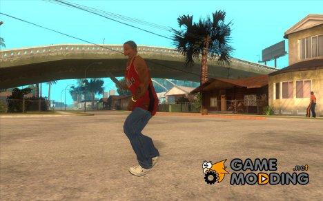 BrakeDance mod для GTA San Andreas