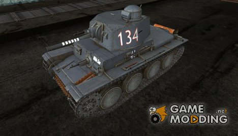 Шкурка для PzKpfw 38(t) для World of Tanks