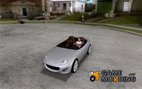 Mazda MX5 Miata Superlight 2009 V1.0 for GTA San Andreas