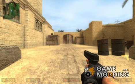 Glock18c *Updated* для Counter-Strike Source