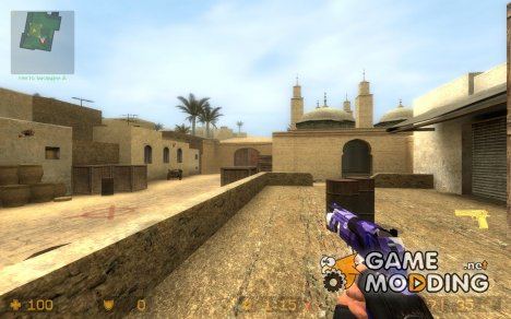 Camo Deagle 1.0.4 для Counter-Strike Source