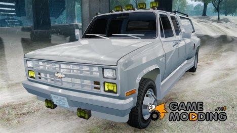 Chevrolet Silverado (гражданский) для GTA 4