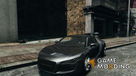 Audi R8 NFS Shift for GTA 4