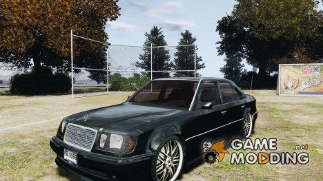 Mercedes Benz E500 for GTA 4