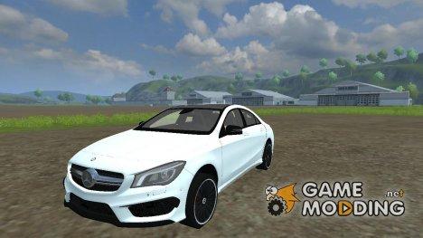 Mercedes-Benz CLA 45 AMG для Farming Simulator 2013