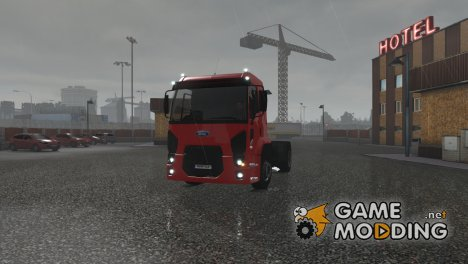 Ford Cargo C1932 for Euro Truck Simulator 2