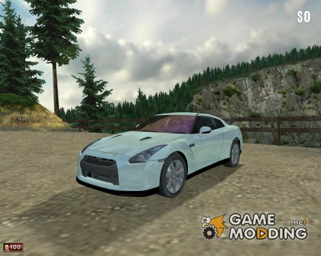 Nissan Skyline R35 2009 для Mafia: The City of Lost Heaven