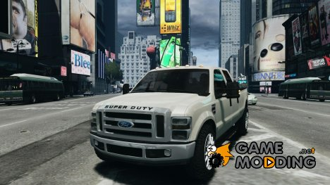 Ford F350 Duty for GTA 4