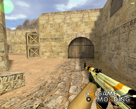 AK-47 Azimov for Counter-Strike 1.6