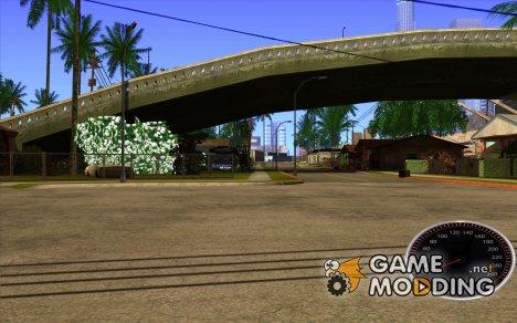 Спидометр for GTA San Andreas