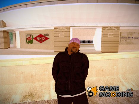 BALLAS2 HD for GTA San Andreas