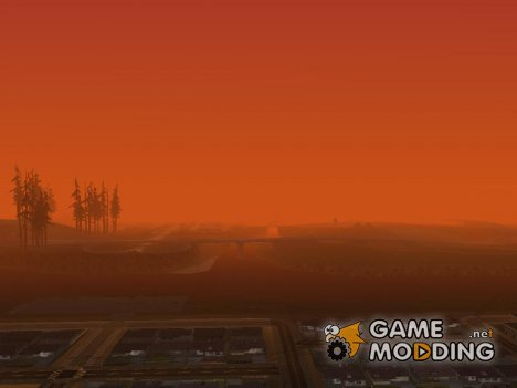 Timecyc как в VCS for GTA San Andreas