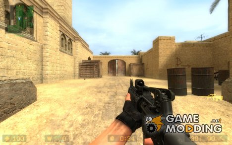 m16 a4 - w/ trijon reflex for Counter-Strike Source