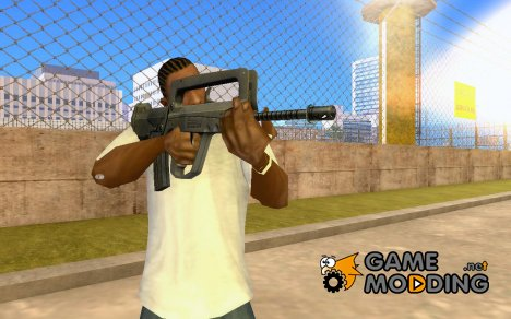 FAMAS for GTA San Andreas