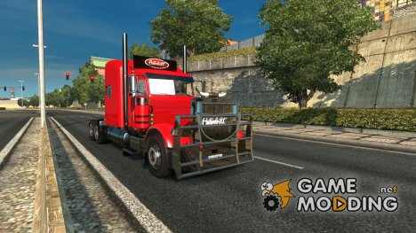 Peterbilt 389 Modified v 1.12 for Euro Truck Simulator 2