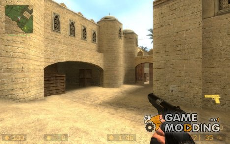 TT-33 Desert Eagle Replacement for Counter-Strike Source