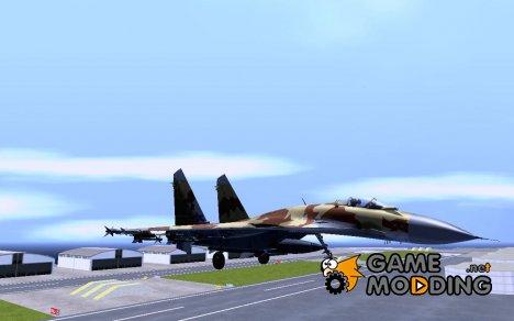 Су-37 Терминатор для GTA San Andreas